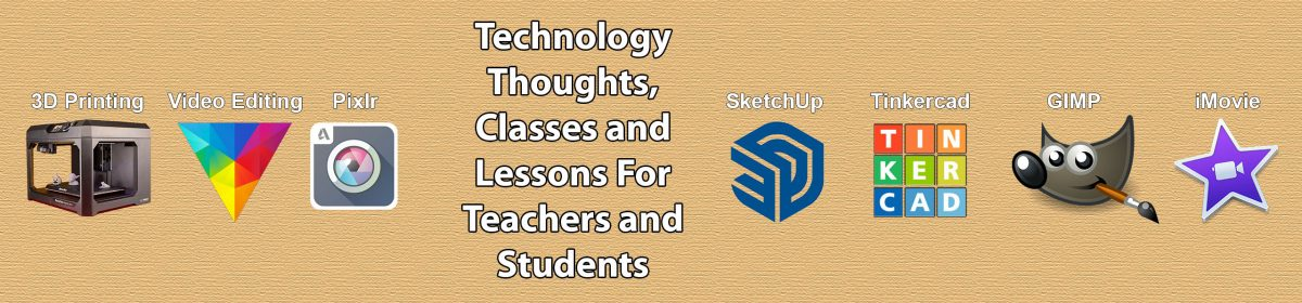 Tech Classes, Resources and Thoughts For Educators